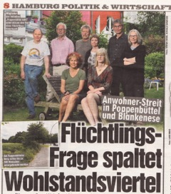 Bild Zeitung vom 30.06.2015