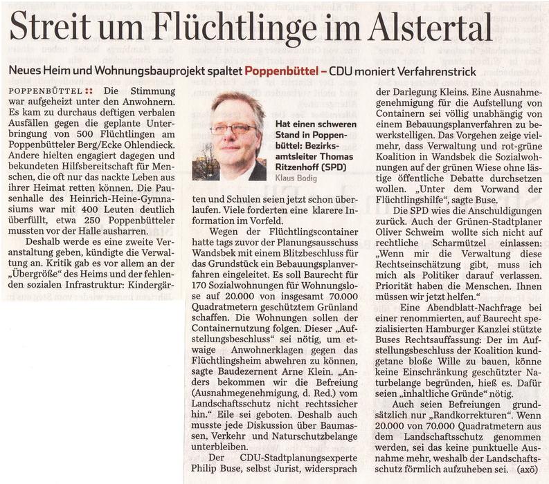 20150703 Abendblatt